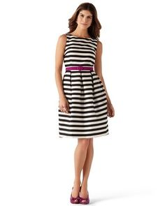 white houses, fashion, style, black market, hous black, dresses, stripe tank, tank dress, tanks