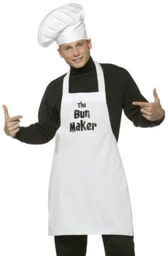 bun maker Halloween pregnancy announcement