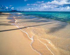 Lanikai Beach Honolulu