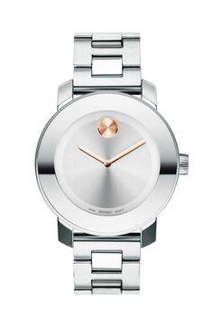 Movado 'Bold' Round Bracelet Watch | Nordstrom