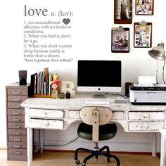 Love Wall Vinyl - Grey