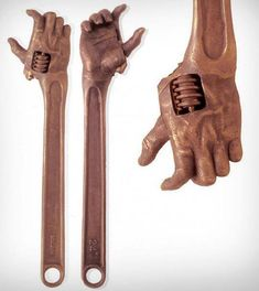 Hand Shaped Wrench
