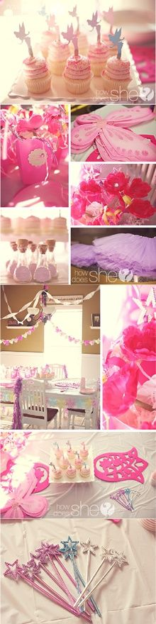 Fairy Party Ideas girl-this-style