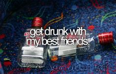 bucketlist, bachelorette parties, friends, buckets, 21st birthday