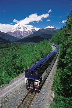 train journey, train ride, nation park, train travel, canadian rockies, national parks, highlight, trains
