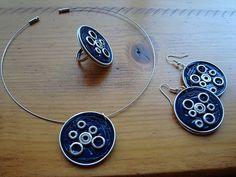 pendientes y colgantes - sígueme en www.estrellasdeweb.blogspot.com