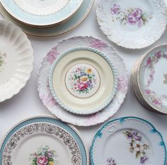 My China Plate Collection
