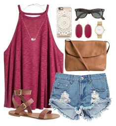 Cute Summer Outfits For Teens 28