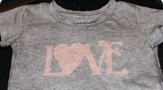 Bleach Pen 'Love' T Shirts : Image 1 of 4