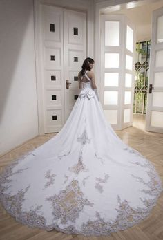 Royal Wedding Dresses from the Lady Pearl Collection