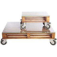 PALLET TABLES