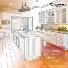 We believe that the real #beauty lies in #simplicity and this is what reflects in our #kitchendesigns. Give us a call for a free consultation at : 022- 61366130