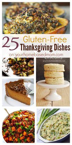 25 Gluten Free Thank