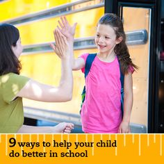 Help your child do better in #school this year!