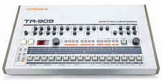 Roland TR-909 Image