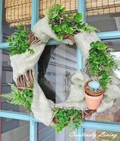 Gardener's Wreath