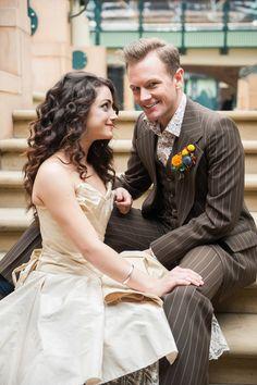 Dr Who Wedding Inspiration