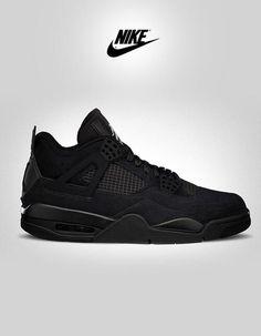 Air Jordan IV - Black Cat