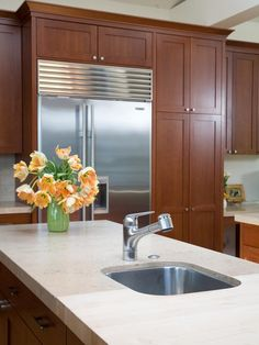 Types Of Kitchen Cabinets Design, Pictures, Remodel, Decor and Ideas