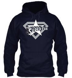 Order it now!: http://teespring.com/cowboyssuperfan  Super Fan For America's Team!  The shirt says it all. Represent Dallas cowboys with this limited edition TAGLINE  Available In: Hoodie, Tagless Tee, V-neck, Womens Relaxed Fit and Junior Fit