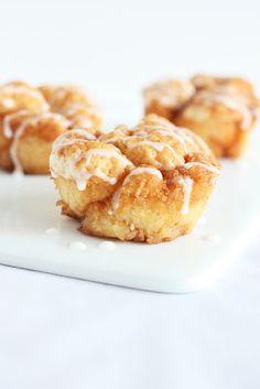 Monkey Bread Muffins (from scratch)