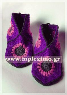 sunflower crochet sl