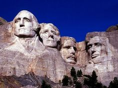 Mount Rushmore - visited twice