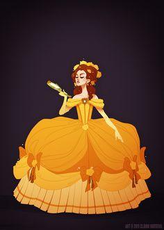 princess costumes, concept art, disney princesses, princess outfits, court, princess belle, period costumes, the beast, disney dresses
