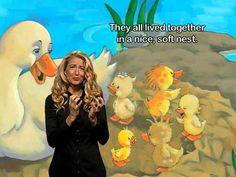 Little Quack ASL