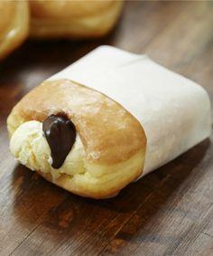 Drop That Cronut & Grab An Ice Cream Donut...