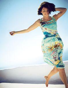 Nancy Dress from Boden USA