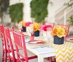 a love a good table setting