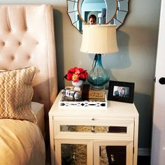 Our Marisol Bed Amp Concerto Nightstand Help To Complete