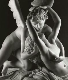 Antonio Canova, Cupid and Psyche
