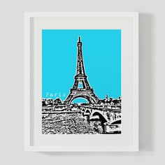 Paris Eiffel Tower, $18, now featured on Fab.