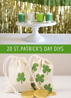 20 Fantastic St. Patrick's Day DIYs!