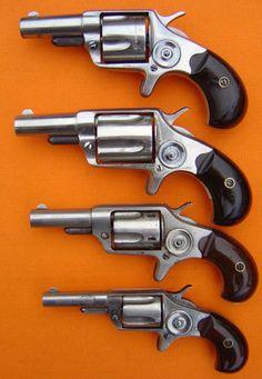 Colt Newline Revolvers