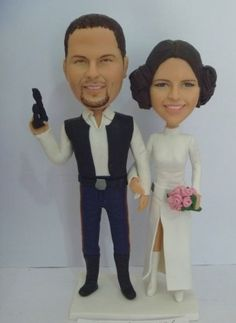 Personalized Wedding Cake Toppers On Pinterest Wedding