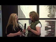 ▶ Festival of Quilts 2013 - Birmingham UK - Dutch Quilters Wiolan - Part 1 - YouTube