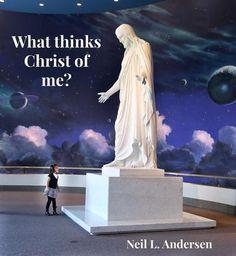 """What thinks Christ of me?"" Elder Neil L. Andersen | DeseretNews.com"