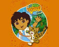 Go Diego Go wallpaper