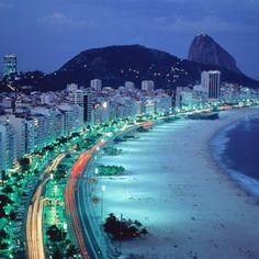 Copacabana Beach, Br