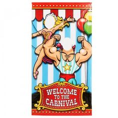 Carnival and Circus Party Themes