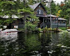 architect, lake houses, cottag, house design, dream homes, lakehous, lakes, dream houses, lake homes