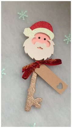 Santa's Magic Key - The Supermums Craft Fair
