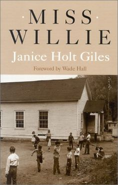 Miss Willie by Janice Holt Giles, http://www.amazon.com/dp/0813118859/ref=cm_sw_r_pi_dp_6bROpb06R8XK7