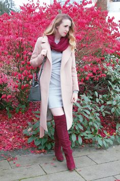 Coat | Scarf | Boots