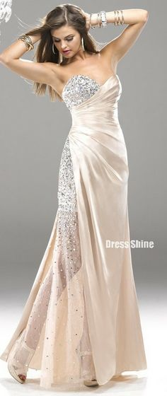 This would be really pretty in like a teal, purple, or red!