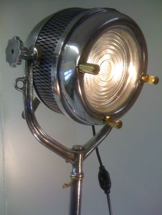 Vintage Hollywood film light