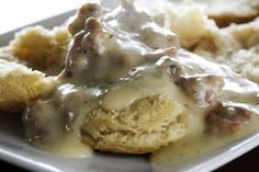The Disney Diner: Whispering Canyon Cafe: Sausage Gravy Recipe